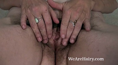 Hairy mature, Nudes, Mature strip