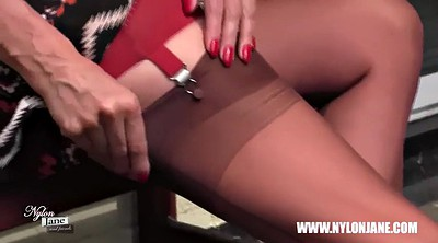 Stocking, Tall, Stocking feet, Nylons, Feet tease, Stockings feet