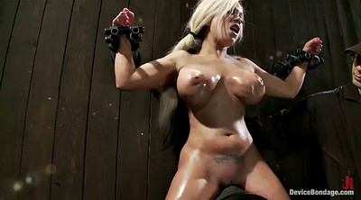 Titty, Bondage vibrator, Big titty