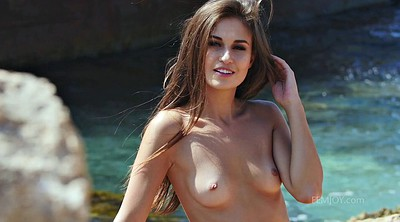 Sea, Young hairy, Beauty solo, Beautiful body, Naked show