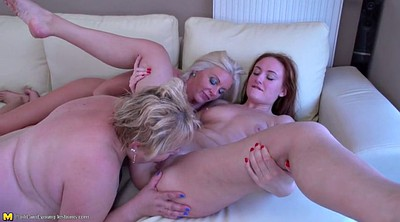 Making love, Young and old, Young and old lesbian, Old and young lesbians, Mature and young, Granny amateur