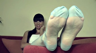 Nylon feet, Mistress, Nylons, Pantyhose feet