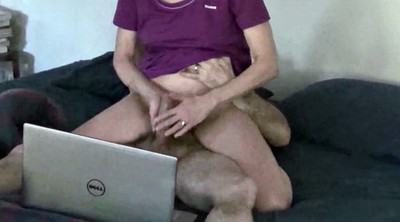 Wife watching husband, Watching porn, Watch porn, Hairy wife, Big woman