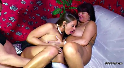 Money, Seduce, Young old, Old and young girl, Mom seducing, Dad and girl