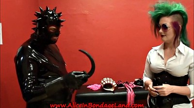 Rubber, Interview