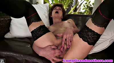 Grandma, Cum in mouth, Stocking mature, Granny stockings, Cum stocking, Amateur stocking