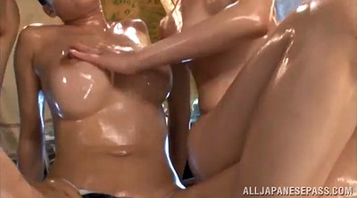 Asian massage, Oil
