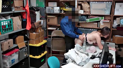 Police, Shoplifting, Shoplifter, Punished, Fucking