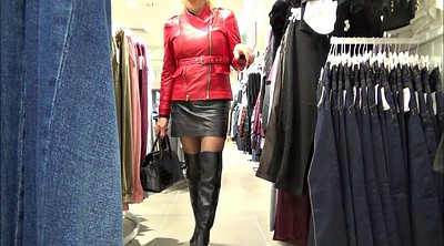 Chastity, Shopping, Shop
