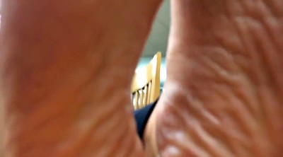 Sole, Milf foot
