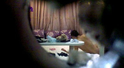 Chinese, Spy, Chinese couple, Caught, Chinese voyeur, Chinese hotel