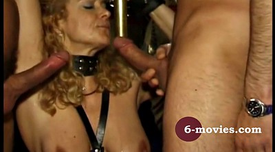Latex, Movies, German gangbang