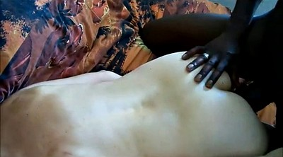 Wife anal, Amateur interracial anal