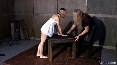 Spanking, Red, Bdsm mature, Spanking mature, Skinny teen, Mature bdsm