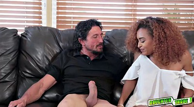 Dad, Pussy eating