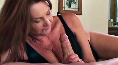 Mature hairy, Mature facial, Bedroom, Face riding