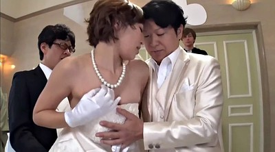 Japanese wife, Japanese creampie, Bride, Asian cuckold, Japanese cuckold, Wife cuckold