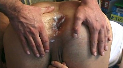Anal sex, Gay anal creampie