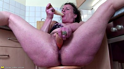 Mother, Hairy mature