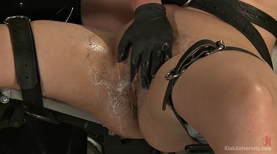 Hairy, Latex, Latex bondage, Chair
