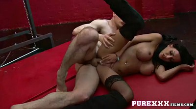 Role play, Cowgirl creampie, Chantelle fox