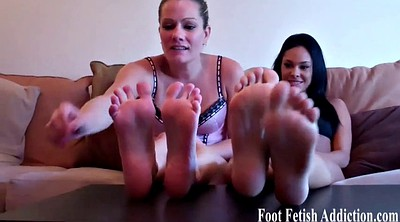 Footing, Sucking my cock, Feet femdom