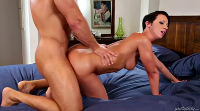 Cheating, Oiled, Jada stevens, Massage cheat, Married