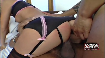 Black anal, Anal double