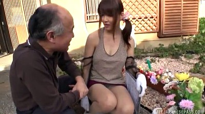 Japanese, Asian man, Japanese pantyhose
