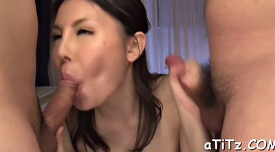 Japanese, Japanese blowjob, Japanese busty