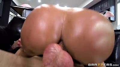Bridgette b, Big ass oil anal