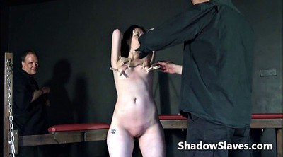 Torture, Tit torture, Breast, Beating