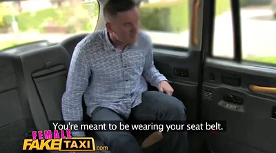 Fake, Fake taxi, Female, Driver