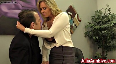 Julia ann, Julia, Anne, Milk tits