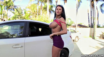 Car, Show, Peta jensen, Freak, Big solo, Fat solo