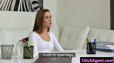 Pussylicking, Lesbian casting