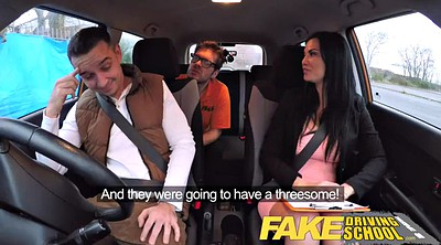 School, Fake driving school, Fake driving, Exam, Driving, Drive