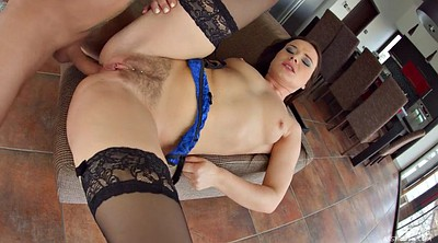 Czech, Hairy spreading, Hairy petite