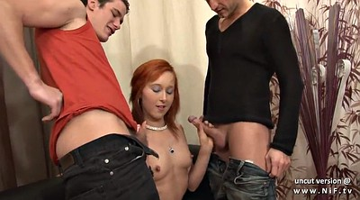 Anal french, Redhead casting