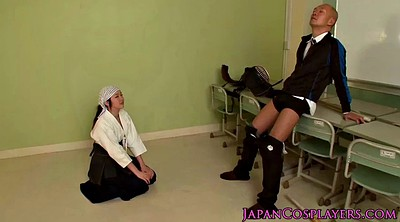 Japanese cosplay, Asian porn