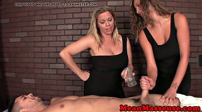 Cbt, Massage threesome, Amber