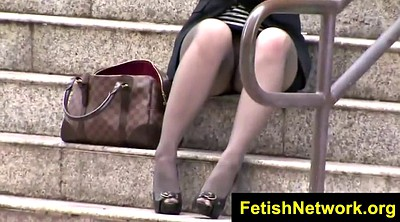 Nylon feet, Nylons feet, Nylon worship