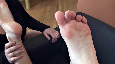Foot worship, Gorgeous