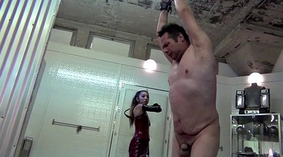 Latex, Whip, Whipping femdom