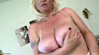 Hot mom, Matures