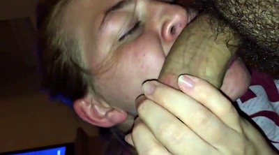 Cum in mouth, Granny pov