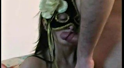 Mask, Hairy wife