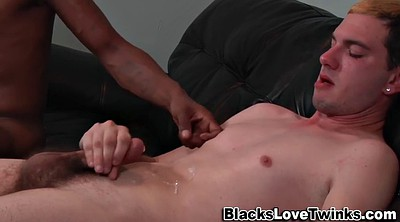 Twink, Interracial anal
