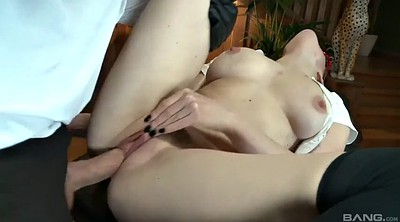 Samantha, Hairy pussy, Hairy anal