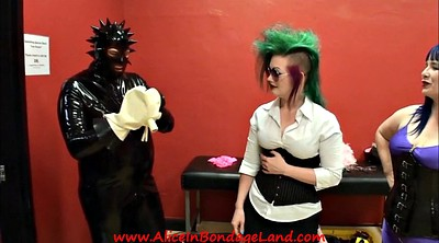 Casting, Behind scene, Latex